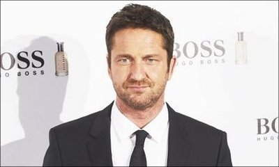 Gerard Butler Says 'Yes' to Invitation to Marine Corps Ball