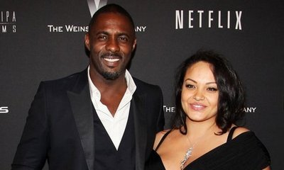 Idris Elba Is Back Single After Splitting From Baby Mama