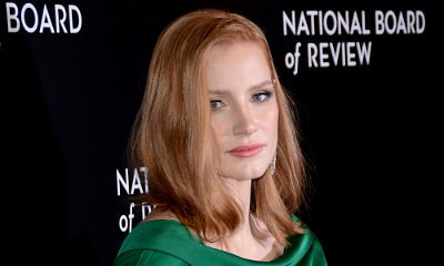 Jessica Chastain Joins Sitting Bull Movie 'Woman Walks Ahead'