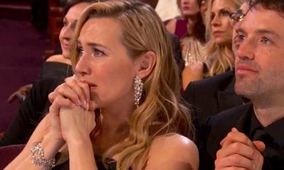 Take a Look at Kate Winslet's Emotional Reaction When Leonardo DiCaprio Wins His First Oscar