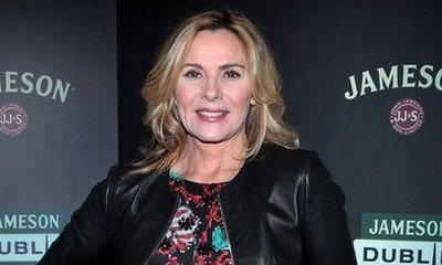 Kim Cattrall 'Shaken Up' After 'Senseless' Teen Crashed Car Into Her House