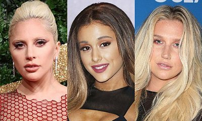 Lady GaGa, Ariana Grande, More Support Kesha After Devastating Court Ruling
