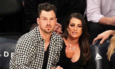 Lea Michele Splits From Matthew Paetz After Two Years of Dating