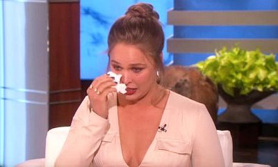 Ronda Rousey Cries as She Reveals Suicidal Thoughts After Holly Holm Loss