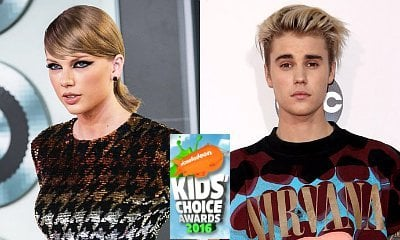 Taylor Swift and Justin Bieber Lead Music Nominations of 2016 Kids' Choice Awards