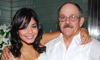 Vanessa Hudgens' Father Dies, Actress Dedicates 'Grease' Performance to Late Dad