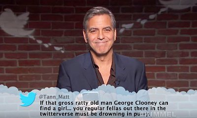 Watch George Clooney and Other Movie Stars Read Mean Tweets on 'Jimmy Kimmel Live!'