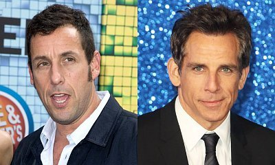 Surprise! Adam Sandler and Ben Stiller Are Already Filming a New Comedy