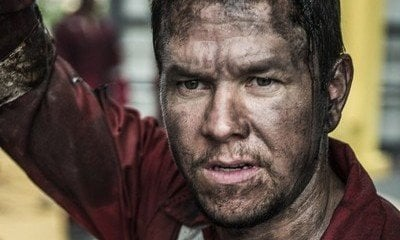 'Deepwater Horizon' Teaser Trailer Sees Mark Wahlberg Trapped in Oil Rig Explosion