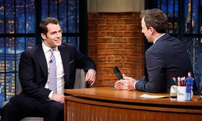 Henry Cavill Reveals He Was Once Locked Out of His Hotel Room Naked