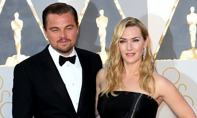 Kate Winslet Urges Leonardo DiCaprio to Get Married and Have Kids
