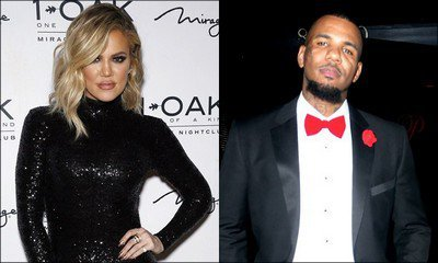 Khloe Kardashian Is Hooking Up With The Game