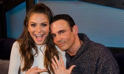 Maria Menounos Engaged to Boyfriend of 19 Years Live on Radio Show