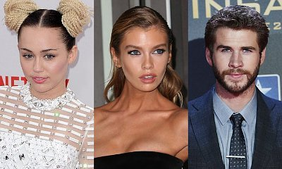 Miley Cyrus Caught Sexting Stella Maxwell. Break Up With Liam Hemsworth?