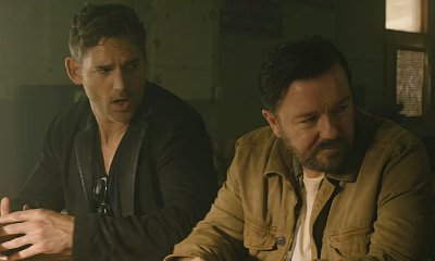 Ricky Gervais and Eric Bana Dupe the World in 'Special Correspondents' First Trailer
