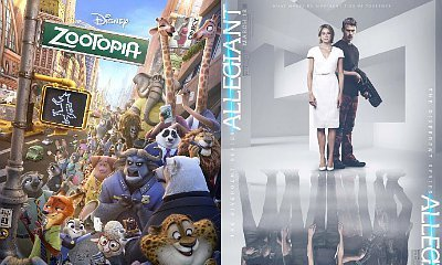 'Zootopia' Remains a Champion at Box Office as 'Allegiant' Underperforms