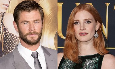 Chris Hemsworth Is 'Very Good Kisser,' According to Jessica Chastain