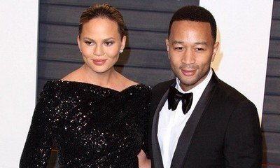Chrissy Teigen Didn't Look Like Someone Who Just Gave Birth on Date Night With John Legend