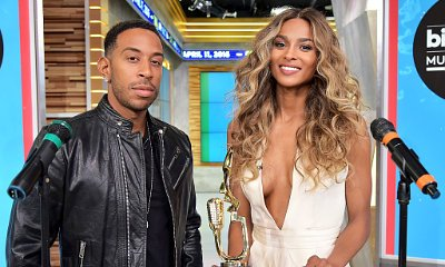 Ciara Forgets How to Say Future's Name While Announcing BMA Nominations