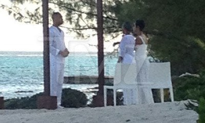 'Empire' Stars Trai Byers and Grace Gealey Tie the Knot