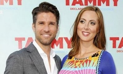 Eva Amurri Expecting Baby Boy With Husband Kyle Martino