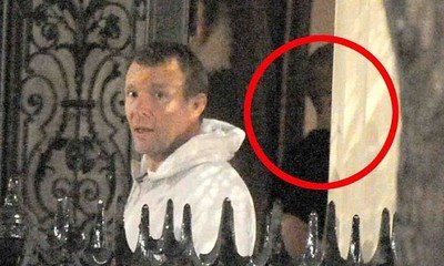 Guy Ritchie Spotted Visiting Madonna's House With Son Rocco Amidst Custody Battle