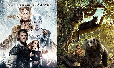 'Huntsman: Winter's War' Fails to Beat 'Jungle Book' by $40 Million