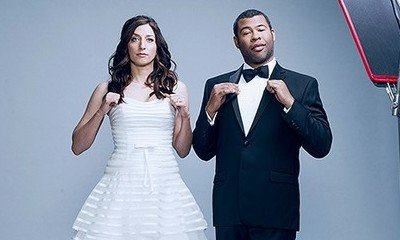 Surprise! Jordan Peele and Chelsea Peretti Reveal They Eloped