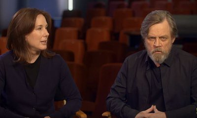 Mark Hamill and Kathleen Kennedy Offer Fans Trip to 'Star Wars: The Force Awakens' Location