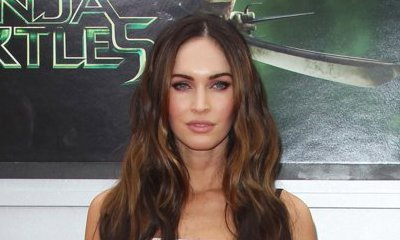 Megan Fox Acknowledges Pregnancy for the First Time by Hinting at Baby Daddy