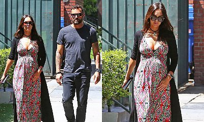 Megan Fox and Brian Austin Green Step Out Together After Pregnancy News. See Her Baby Bump!