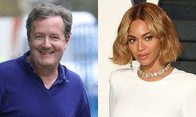 Piers Morgan Slammed for Criticizing Beyonce's Visual Album 'Lemonade'