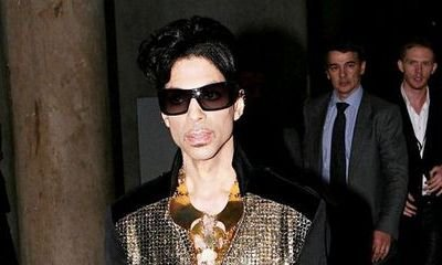 RIP Prince! The Music Icon Found Dead at His Studio in Minnesota
