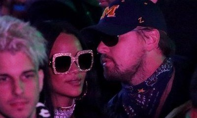 Back On?! Rihanna and Leonardo DiCaprio Partying Together at Coachella