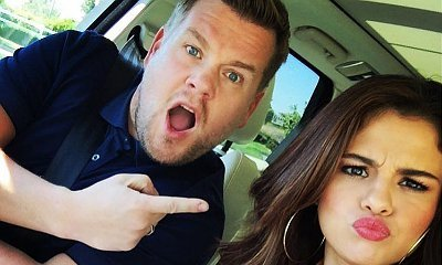 Selena Gomez to Join James Corden on Carpool Karaoke. Get a Sneak Peek!