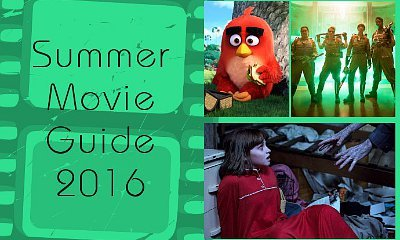 Summer Movie Guide 2016 (Part 2 of 2)