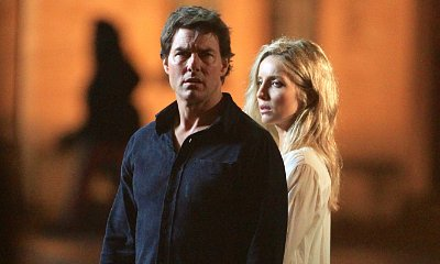 First Pictures: Tom Cruise and Annabelle Wallis Filming 'The Mummy' Reboot