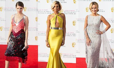 Anna Kendrick, Alesha Dixon, Amanda Holden Sizzle on BAFTA TV Awards Red Carpet