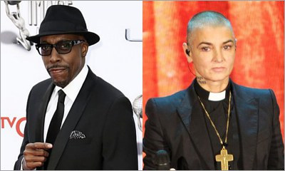 Arsenio Hall Sues Sinead O'Connor for $5 Million Over Claims He Provided Prince With Drugs