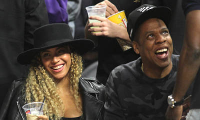 Beyonce Knowles and Jay-Z Hold Hands During Dinner Date With Daughter Blue