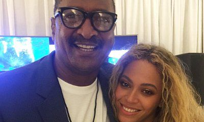 Beyonce Poses for Photo With Dad Mathew Knowles After Blasting Him on 'Lemonade'