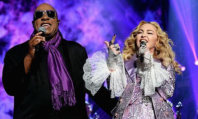 Billboard Music Awards 2016: Madonna Joined by Stevie Wonder for a Prince Tribute