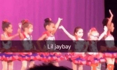 Beyonce and Jay-Z's Daughter Blue Ivy Doing 'Hairspray' Number at Dance Recital