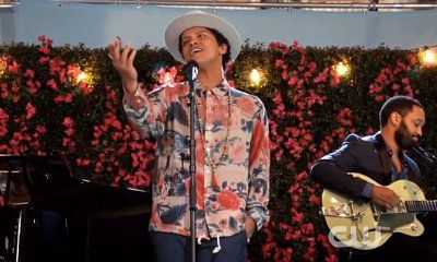 Bruno Mars Plays Unreleased Song 'Rest of My Life' During Surprise Visit to 'Jane the Virgin'