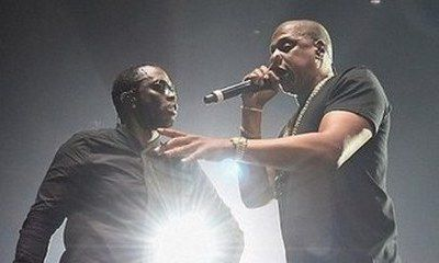 Check Out Jay-Z's Surprise Performance at Bad Boy Reunion Show