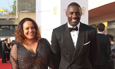 Back Together? Idris Elba Is All Smiles While Attending 2016 BAFTA TV Awards With Naiyana Garth