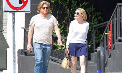 New Couple Alert! Kirsten Dunst Spotted Locking Lips With Her 'Fargo' Co-Star Jesse Plemons