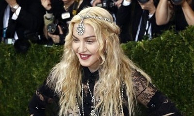 Madonna Defends Her Racy Met Gala Outfit, Says It Was a 'Political Statement'