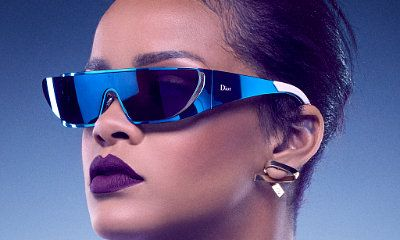 Rihanna Launches 'Star Trek'-Inspired Eyewear With Dior. See the Futuristic Design!