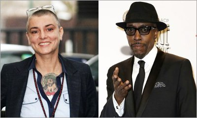Sinead O'Connor on Arsenio Hall's $5 Million Lawsuit Against Her: 'He Can Suck My D**k'